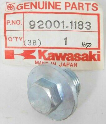 Kawasaki Z1 900 KZ1000 Z1R 92016-045 Motor Mount Nut 12mm