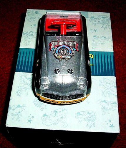 "HALLMARK  KIDDIE CAR CLASSIC  ""1998 NASCAR 50TH ANNIVERSARY CUSTOM CHAMPION"""