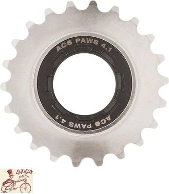 1Pc Single Speed Flexible 24T Tooth Cycling Bike Gear Freewheel Sprocket Cog