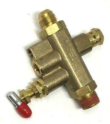 18063 Ridgid 105135 Unloader W Muffler-flare Gp90135 Gp90135a