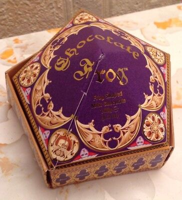 Boite Choco Grenouille - Chocolate Frog Box - Harry Potter Studio Tour comprar usado  Enviando para Brazil