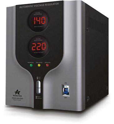 Norstar 5000 Watt Step UP and Down Voltatge Regulator Transformer Converter