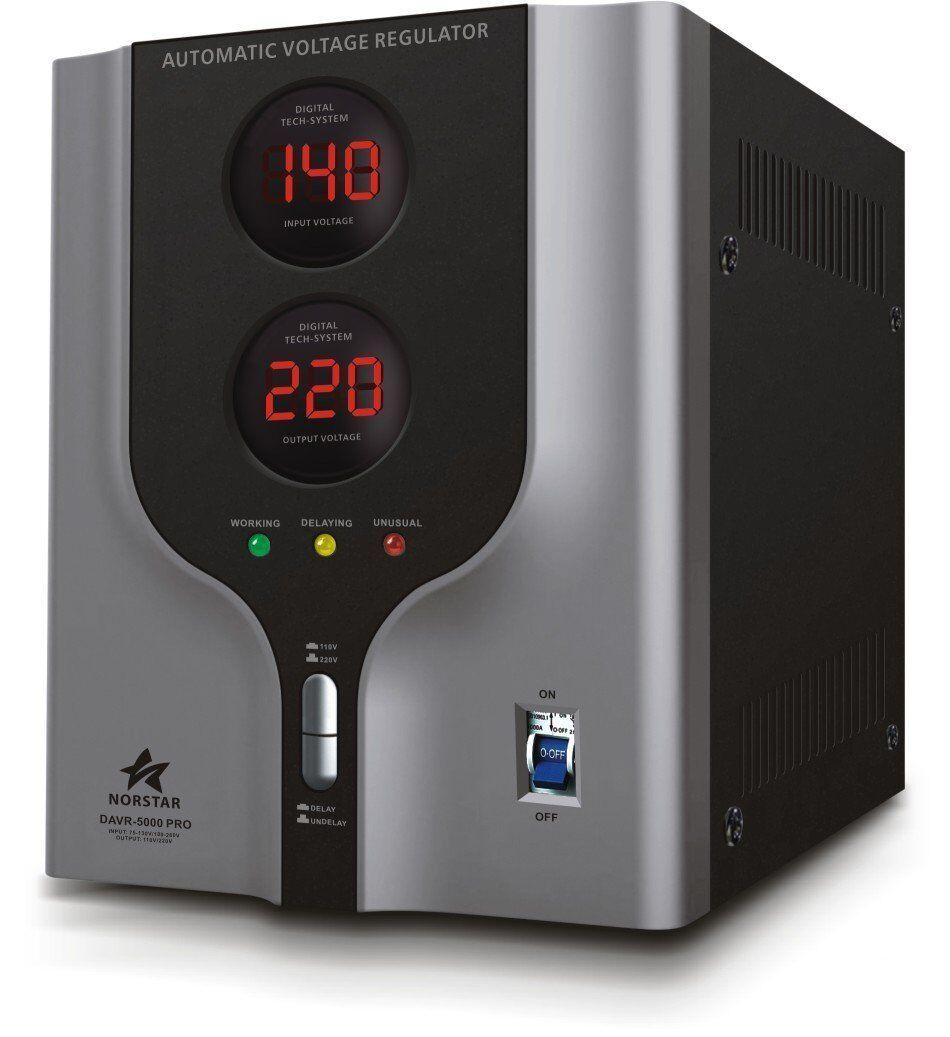как выглядит 2000 Watt Voltage Transformer Converte Automatic Voltage Regulator 110V<->220V фото