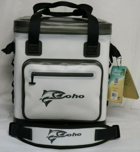 *NEW* Coho Soft Sided Insulated Cooler 24 Cans + Ice Waterproof