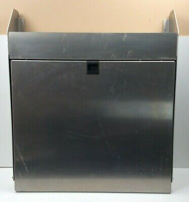 "Metal Garage Aluminum Storage Cabinet RV Motorhome Toy Hauler 25""W x 29""H #3"