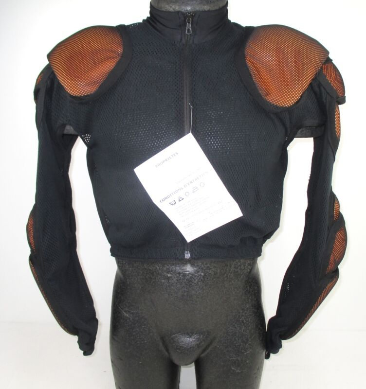 X Police D3O Shock Absorber Blunt Trauma Armor Protective Vest Paintballing J1