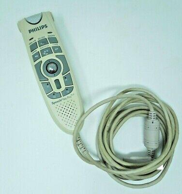 Philips Speech Mike Pro Plus Handheld Transcriberrecorder Speech Lfh527600 Usb