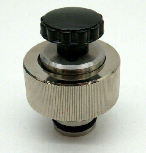 New Brunswick M1041-1220C Bioreactor Ingold Straight Blind Plug Assembly 25mm