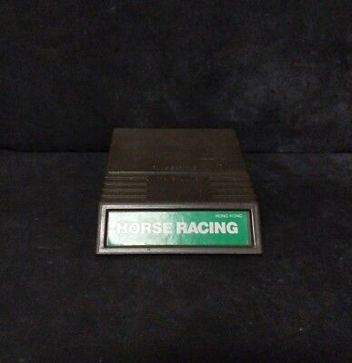 Horse Racing (Intellivision, 1979) Cart Only  ()