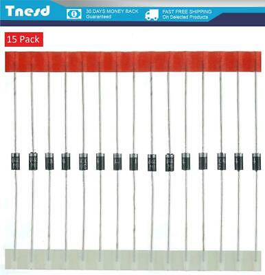 15pcs 1n4004 In4004- 1a - 400v Rectifier Diode - Free Shipping