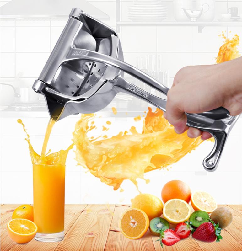 Heavy Manual Fruit Juicer Press Premium