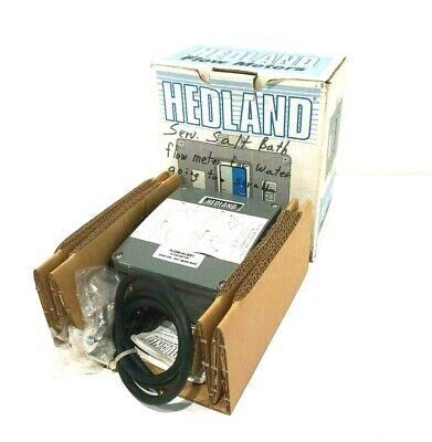New Hedland H705b-010-f1 Flow Meter H705b010f1