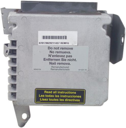 Engine Control Module/ECU/ECM/PCM-Engine Control Computer Cardone 79-4156 Reman