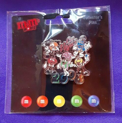 2008 M&M Las Vegas Collector Pin By Mars