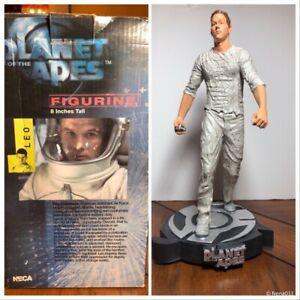 """Planet Of The Apes Leo 8"""" Figurine With Box"""