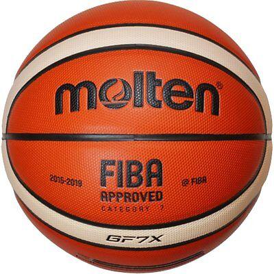 Molten Basketball GF7X, BGF7X NEU