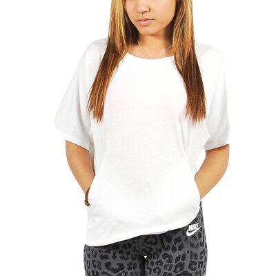 Women's PUMA BY HUSSEIN CHALAYAN UM Tee T-Shirt White size XL $55