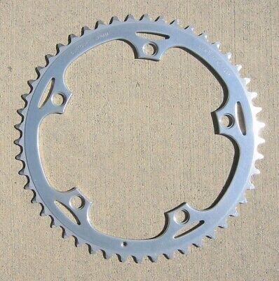 """Track Chainring 52 tooth Vintage Late 60/'s early 70/'s /""""NOS/"""" Campagnolo"""