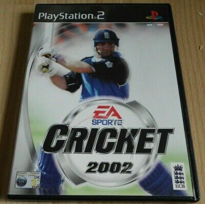 EA Sports Cricket 2002...Playstation 2 Game for sale  Shipping to Nigeria