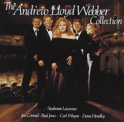 Andrew Lloyd Webber Collection (Audio CD - 2007) [Import] NEW Andrew Lloyd Webber Import