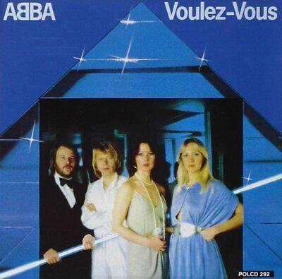 ABBA - Voulez-Vous (CD, Aug-1995, Polydor) Free Ship #FR194