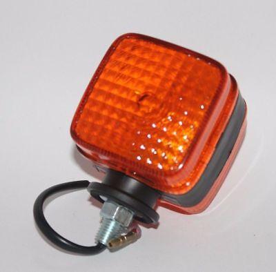 1 Pcs Yanmar Tractor Turn Signal Light Flasher Lamp Kubota Squre 2x2 Rear Ford