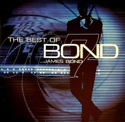 Best of Bond...James Bond: 40th Anniversary Edition by Various Artists (Best Of Bond James Bond 40th Anniversary Edition)