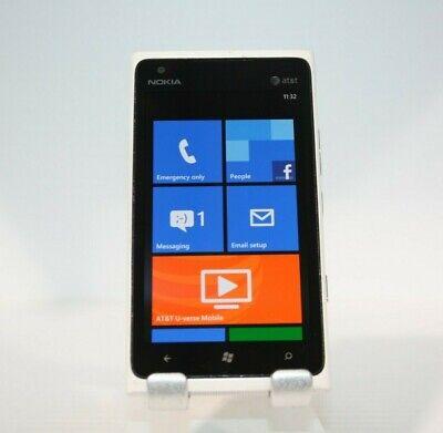 Nokia Lumia 900 - 16GB - White (Unlocked) Smartphone