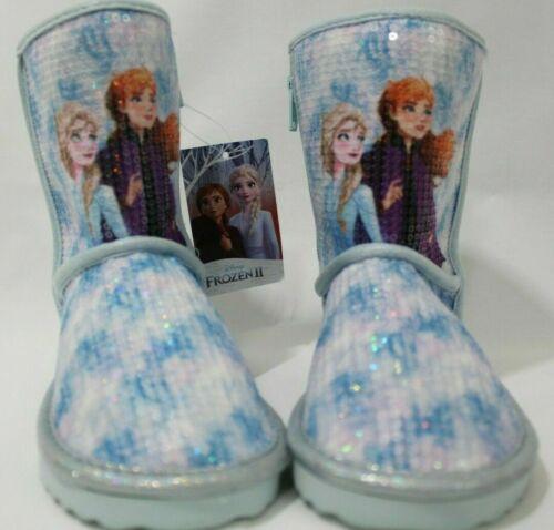 Frozen II  Sequin Winter Boots Toddler Girls