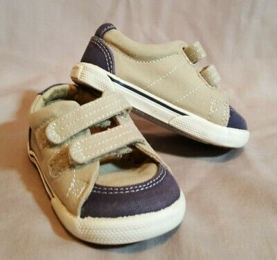 Sperry Top-Sider Halyard Crib Shoes Size 3M Infant Toddler Baby Boat Boy Girl