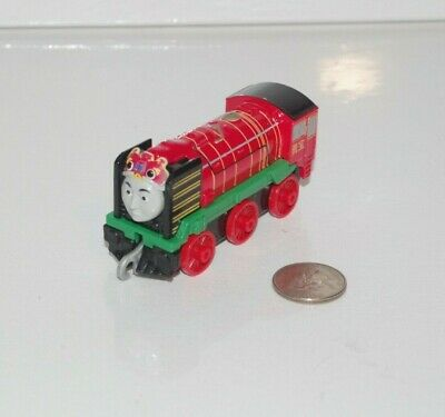 Thomas & Friends Trackmaster Push Along Train Tank Diecast Yong Bao Engine - EUC