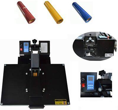 16x24 Digital Display Flat Heat Press Machine T-shirts Transfer Printing Vinyl