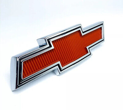"67-68 Chevrolet C20//K20 Pick Up Pickup Truck Bowtie /"" 20 /"" Fender Emblem USA PR"