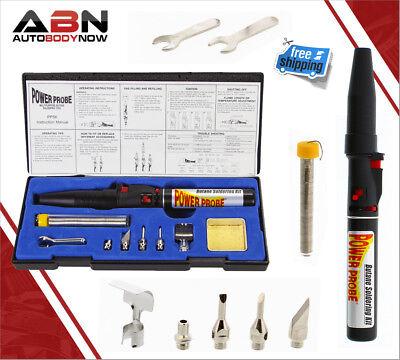 Power Probe PPSK Butane Soldering Kit Power Probe