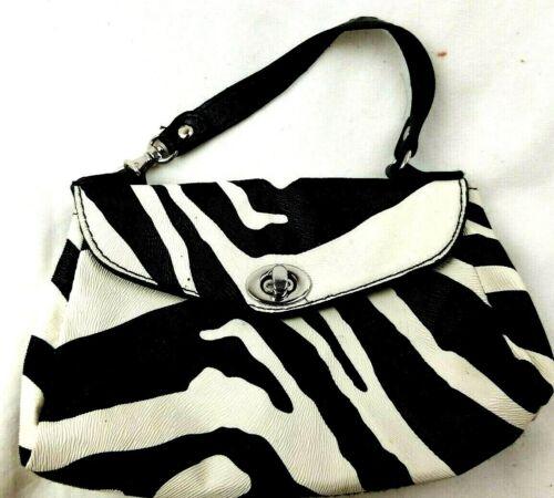 Purse Black Zebra Girls Bag