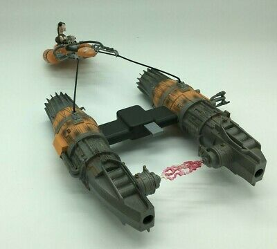 1999 Star Wars The Phantom Menace SEBULBAS POD RACER Toy, ANAKIN