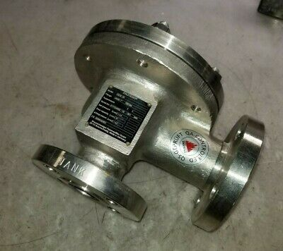 Protego 1 Pressure Vacuum Relief Valve Stainless Steel 4.0 In Wc Dze25