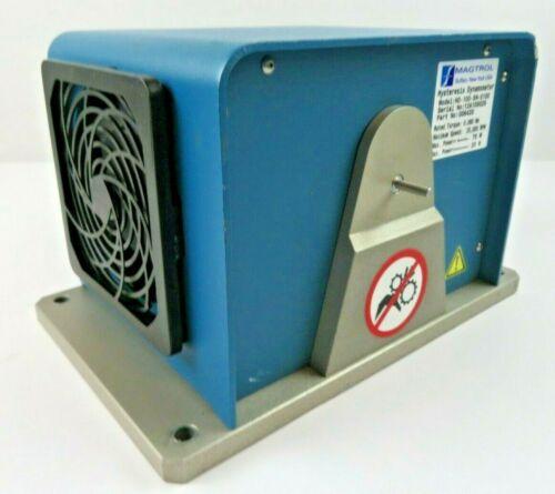 Magtrol Hysteresis Dynamometer HD-100-5N-0100 0.080Nm Torque 25k RPM