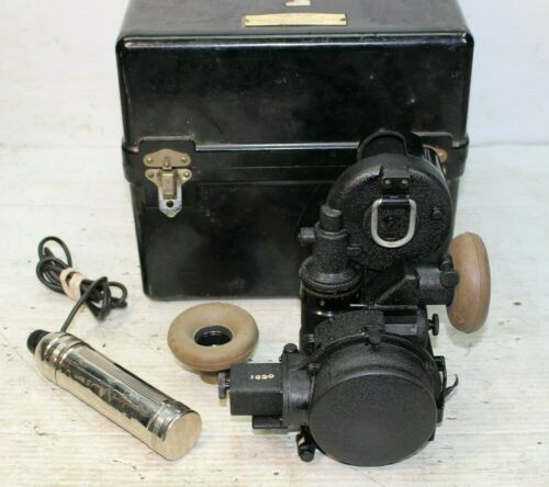 Bendix Aviation Aircraft Sextant Type AN-5851-1A U.S Army Air Forces