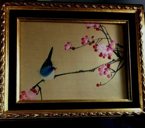 GREAT BUY ANTIQUE CHINESE PAINTING ON SILK