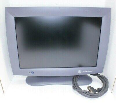 SGI Silicon Graphics 1600SW Monitor GOOD CONDITION! AM173Y01