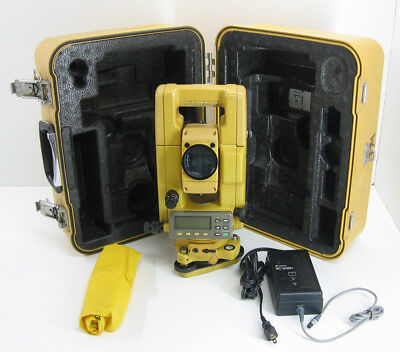 Topcon Gts-313 Total Station For Surveying1 Month Warranty