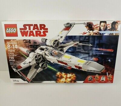 Lego 75218 Star Wars X-wing Starfighter Retired SEALED