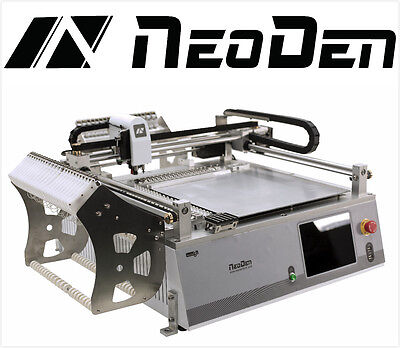 Smt Pick And Place Machine Neoden3v-adv With Vision System For Pcba-j