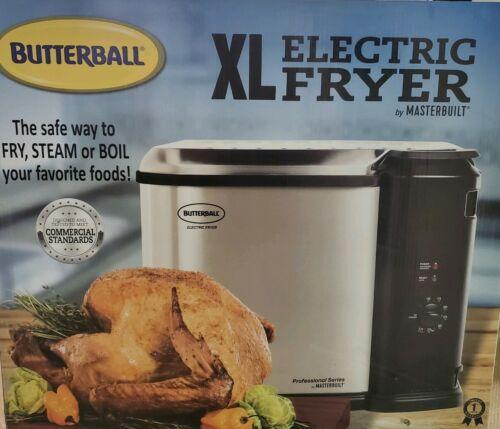 Masterbuilt Butterball XL Electric Turkey Deep Fryer MB23012