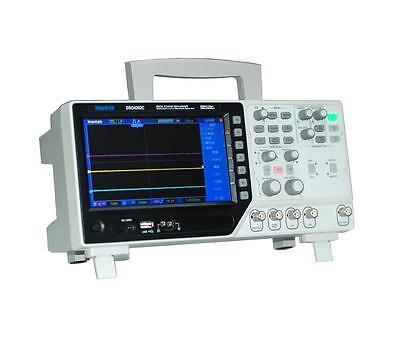 Hantek Dso4102c 2chs 100mhz Oscilloscope Arbitraryfunction Waveform Generator