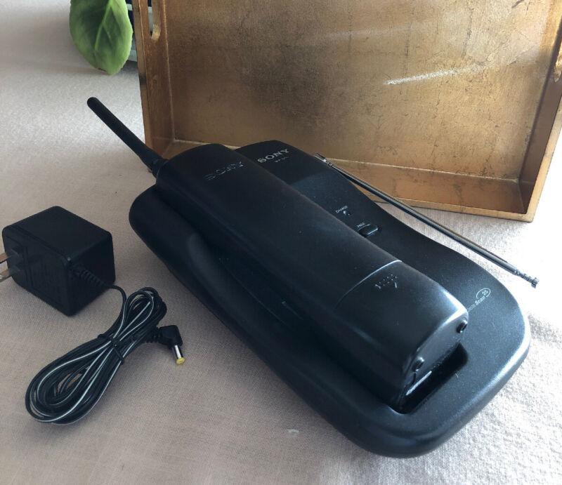 Sony SPP-Q110 Home Cordless Phone Vintage