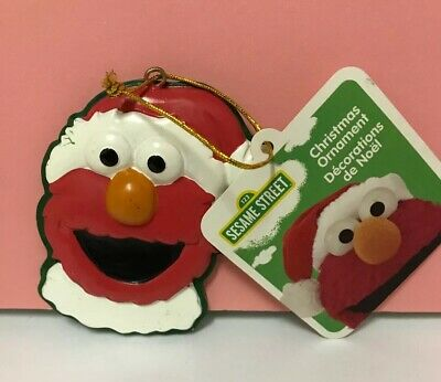hristmas Ornament By KSA. New With Tags (2014) (Elmo Ornament)