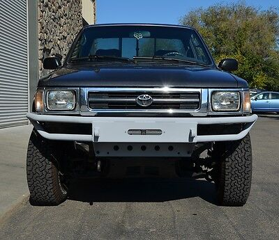 OFF ROAD TOYOTA FRONT WINCH BUMPER FITS 1989-1995 4RUNNER / PICKUP