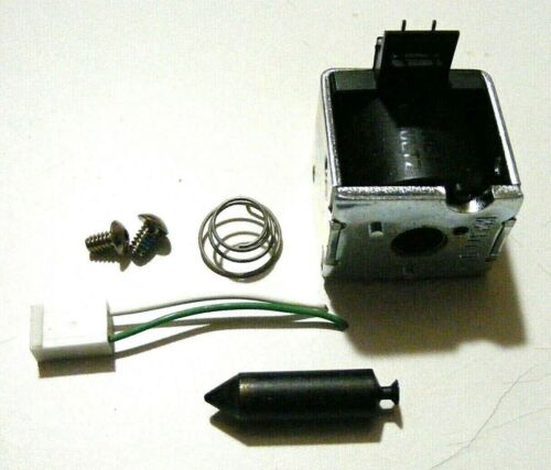 Replacement SOLENOID 122377-01A, Drawer Lock Actuator,Pyxis 3500 Anesthesia Cart